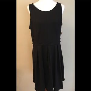 Cynthia Rowley fit and flare dress